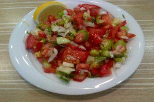 Az Kalorili Salata Çeşitleri