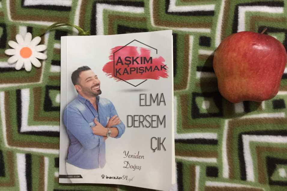 Elma Dersem Çık Kitabı - Aşkım Kapışmak