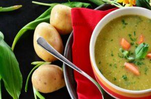 Doğal ve Az Kalorili Çorba Çeşitleri