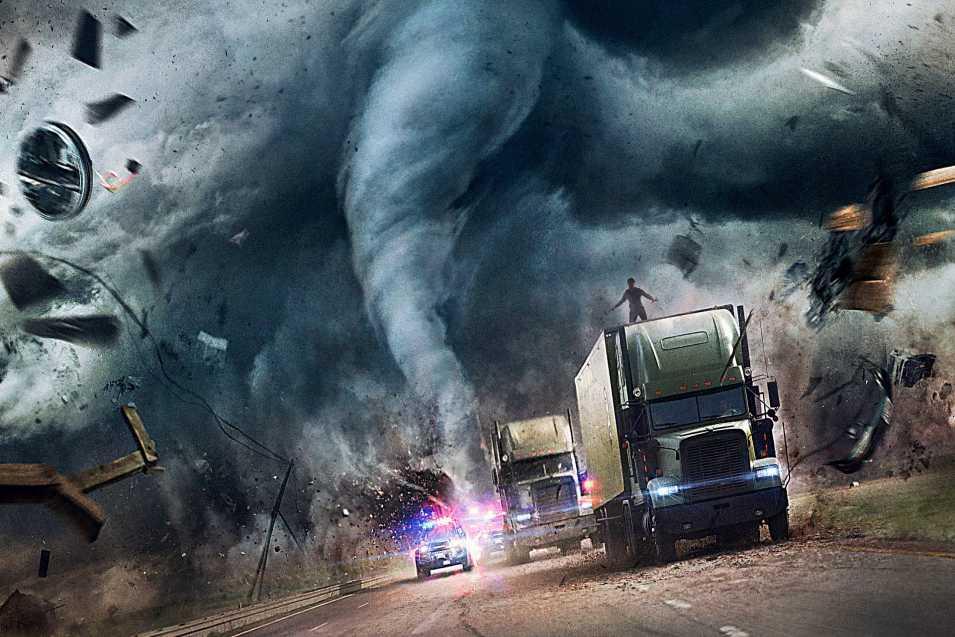 Kasırgada Vurgun - Aksiyon Filmleri 2018