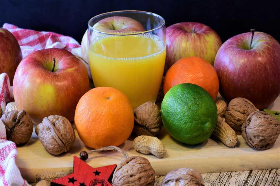 Doğal Meyve Suyu Faydaları Yapımı ve Tüketimi