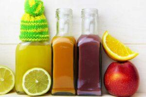 Doğal Meyve Suyu Tüketimi ve Faydaları