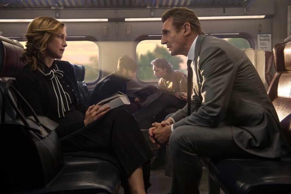 Yolcu Filmi The Commuter (2018) Yorum