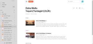 Kaynaşma Mimi-Duo Diyet ve Bloglararası İlişkiler