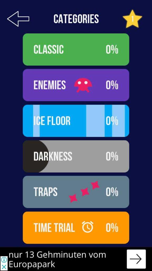 Labirentler ve Daha Fazlası Mazes More Oyunu Hakkında