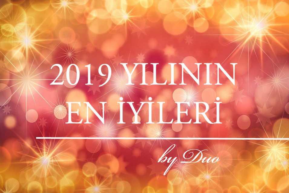 2019 Yılının Enleri - Film Dizi Şarkı Kitap Listem