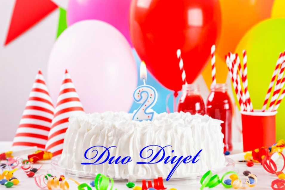Duo Diyet 2 Yaşında - Bu Yıl Nasıl Geçti?