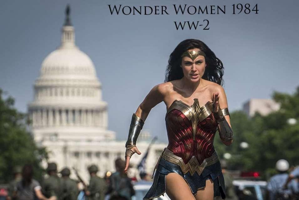 Wonder Woman 1984 Filmi Üzerine Düşünceler